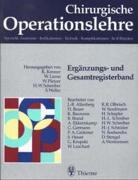 Cover-Bild zu Ergänzungsband- und Gesamtregisterband von Kremer, Karl (Hrsg.)