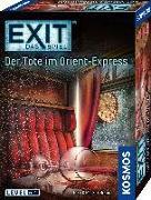 Cover-Bild zu EXIT - Der Tote im Orient-Express von Brand, Inka