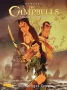 Cover-Bild zu Die Campbells 4: Das Gold von San Brandamo von Munuera, Jose Luis
