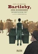 Cover-Bild zu Bartleby, der Schreiber (Graphic Novel) von Melville, Herman