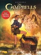 Cover-Bild zu Die Campbells 5: Die drei Flüche von Munuera, Jose Luis