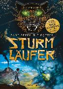 Cover-Bild zu Zane gegen die Götter, Band 1: Sturmläufer (eBook) von Cervantes, J. C.