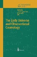 Cover-Bild zu The Early Universe and Observational Cosmology von Bretón, Nora (Hrsg.)