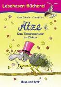 Cover-Bild zu Ätze - Das Tintenmonster im Zirkus von Scheffler, Ursel