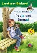 Cover-Bild zu Paula und Struppi / Silbenhilfe von Uebe, Ingrid