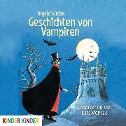 Cover-Bild zu Geschichten von Vampiren (Audio Download) von Uebe, Ingrid