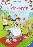 Cover-Bild zu Prinzessin über Nacht (eBook) von Uebe, Ingrid