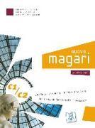 Cover-Bild zu NUOVO magari C1/2. Kurs- und Arbeitsbuch + 2 Audio-CDs von De Giuli, Alessandro