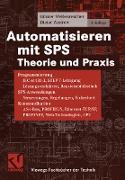 Cover-Bild zu Automatisieren mit SPS (eBook) von Wellenreuther, Günter