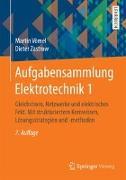 Cover-Bild zu Aufgabensammlung Elektrotechnik 1 von Vömel, Martin
