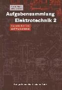Cover-Bild zu Aufgabensammlung Elektrotechnik 2 (eBook) von Vömel, Martin
