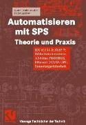 Cover-Bild zu Automatisieren mit SPS Theorie und Praxis (eBook) von Wellenreuther, Günter