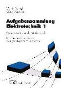 Cover-Bild zu Aufgabensammlung Elektrotechnik 1 (eBook) von Vömel, Martin