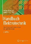 Cover-Bild zu Handbuch Elektrotechnik (eBook) von Lindemann, Ulrich (Beitr.)