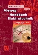 Cover-Bild zu Vieweg Handbuch Elektrotechnik (eBook) von Plaßmann, Wilfried (Beitr.)