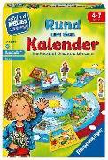 Cover-Bild zu Rund um den Kalender von Walch, Helmut (Idee von)