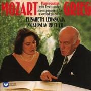 Cover-Bild zu Klaviersonaten KV 545 & 494/Fantasie KV 475 von Leonskaja, Elisabeth