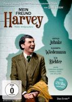 Cover-Bild zu Mein Freund Harvey von Harald Juhnke (Schausp.)