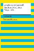 Cover-Bild zu Aus dem Leben eines Taugenichts (eBook) von Eichendorff, Joseph von