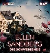 Cover-Bild zu Die Schweigende von Sandberg, Ellen