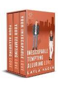 Cover-Bild zu Inescapable, Tempting, Alluring (The Bennett Series Collection, #2) (eBook) von Hagen, Layla