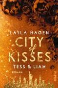 Cover-Bild zu City of Kisses - Tess & Liam (eBook) von Hagen, Layla