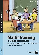 Cover-Bild zu Mathetraining in 3 Kompetenzstufen - 7./8. Klasse von Penzenstadler, Brigitte