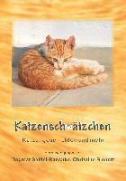 Cover-Bild zu Katzenschwätzchen von Seidel-Raschke, Dagmar (Hrsg.)