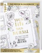 Cover-Bild zu Your life, your journal von Becker, Monja