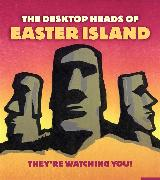 Cover-Bild zu Desktop Heads of Easter Island von Press, Running