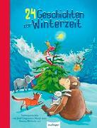 Cover-Bild zu 24 Geschichten zur Winterzeit von Scheffler, Ursel