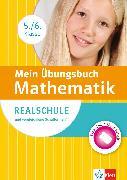 Cover-Bild zu Klett Mein Übungsbuch Mathematik 5./6. Klasse (eBook) von Meinholdt, Martin