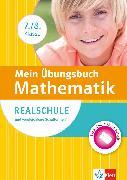 Cover-Bild zu Klett Mein Übungsbuch Mathematik 7./8. Klasse (eBook) von Meinholdt, Martin