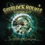 Cover-Bild zu Sherlock Holmes Chronicles, Folge 2: Die Zeitmaschine (Audio Download) von Vaughan, Ralph E.