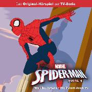 Cover-Bild zu Marvel / Spider-Man - Folge 01: Wie alles begann/ Die Osborn Academy (Audio Download) von Bingenheimer, Gabriele