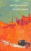 Cover-Bild zu Un aller simple von Cauwelaert, Didier van