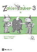 Cover-Bild zu Zahlenzauber, Mathematik für Grundschulen, Allgemeine Ausgabe 2016, 3. Schuljahr, Lehrermaterialien mit CD-ROM von Betz, Bettina