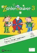 Cover-Bild zu Zahlenzauber, Mathematik für Grundschulen, Ausgabe Bayern 2014, 3. Jahrgangsstufe, Produktpaket, 16705, 167120 und 16729 im Paket von Betz, Bettina