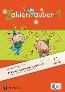Cover-Bild zu Zahlenzauber, Mathematik für Grundschulen, Ausgabe Bayern 2014, 1. Jahrgangsstufe, Produktpaket, 16651, 16644 und 16668 im Paket von Betz, Bettina