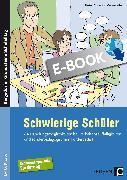 Cover-Bild zu Schwierige Schüler - Förderschule (eBook) von Hartke
