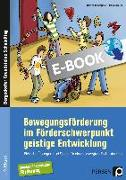 Cover-Bild zu Bewegungsförderung im Förderschwerpunkt GE (eBook) von Stöppler, Reinhilde