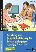 Cover-Bild zu Beratung und Gesprächsführung für Sonderpädagogen von Wilfert, Kathrin