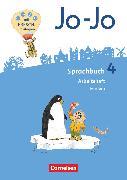 Cover-Bild zu Jo-Jo Sprachbuch, Allgemeine Ausgabe - Neubearbeitung 2016, 4. Schuljahr, Arbeitsheft Fördern von Budke, Monika