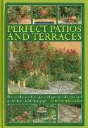 Cover-Bild zu Mikolajski, Andrew: Perfect Patios and Terraces