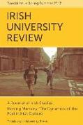 Cover-Bild zu Pine, Emilie (Hrsg.): Moving Memory - The Dynamics of the Past in Irish Culture