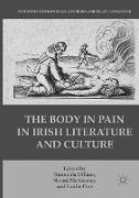 Cover-Bild zu Dillane, Fionnuala (Hrsg.): The Body in Pain in Irish Literature and Culture