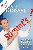 Cover-Bild zu Drösser, Christoph: Stimmt's? (eBook)