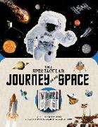 Cover-Bild zu Pettman, Kevin: Paperscapes: The Spectacular Journey Into Space: Turn This Book Into an Out-Of-This-World Work of Art