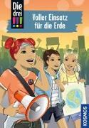 Cover-Bild zu Vogel, Kirsten: Die drei !!!, 83, Voller Einsatz für die Erde