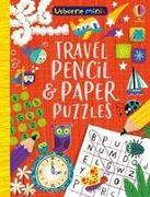 Cover-Bild zu Nolan, Kate: Travel Pencil and Paper Puzzles